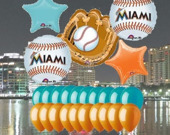 Miami Marlins Balloon Kit