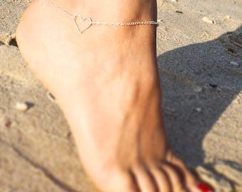 Ankle bracelet, gold anklet, silver anklet, ankle jewellery, anklet,charm anklet, womens jewelry, ankle jewelry, anklet bracelet,