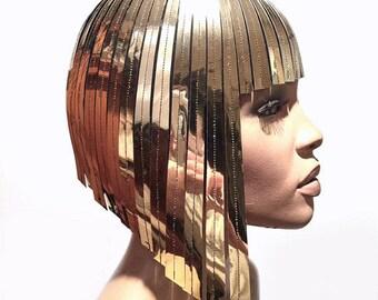 Cleopatra Divamp couture Headpiece