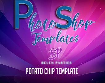 Potato Chip Template