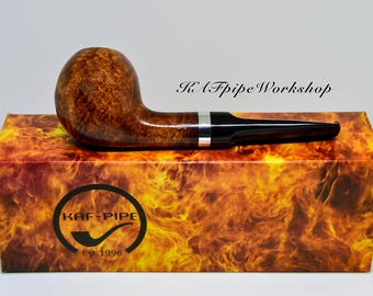 """BRIAR Pipe """"Mini""""/Brier pipe/Lady pipe/Briar wood pipe/Handcrafted pipe/Tobacco Smoking pipe/Handmade pipe/Italy Brier/Only 2 available"""