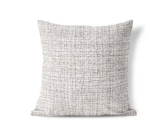 Neutral Sofa Pillow - Modern Farmhouse - Farmhouse Pillows - Neutral Pillow - Home Decor -  Decorative Pillow - Textured Pillow