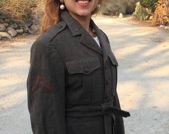 Vintage U.S.  Marine Jacket