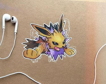 Prismacolor and sketch pokemon/anime/manga commissions.