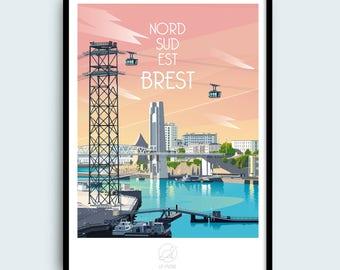 Brest poster
