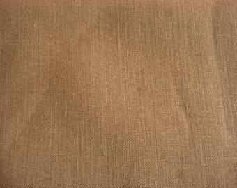 Sisal Brown burlap fabric