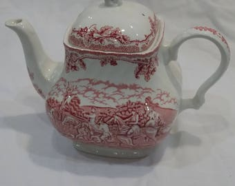 A stunning Myotts Country Life Teapot