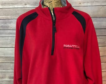 Nautica Competition Fleece Pullover Sweatshirt (XXL)