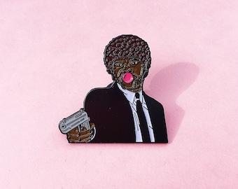 Pulp Fiction Bubblegum Pin