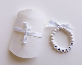 Retro-Baby bracelet with box