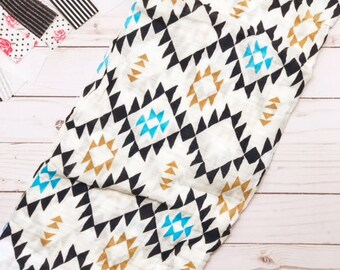 Swaddle Blanket | Swaddle Wrap | Baby Boy Swaddle Wrap | Receiving Blanket | Swaddling Blanket | Boho Swaddling Blanket | Newborn Wrap