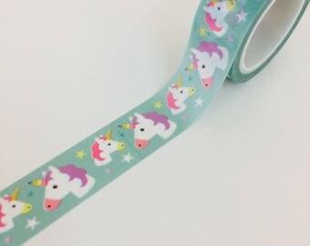 Pretty Unicorn Washi Tape