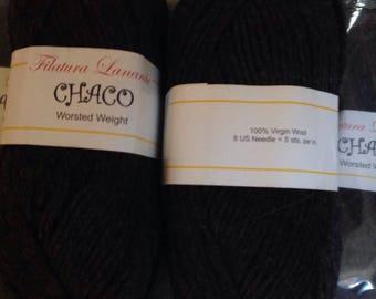 Filatura Lanarota Chaco 100% Virgin Wool Worsted Yarn