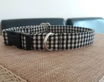 Adjustable Fabric Dog Collar