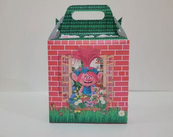 Box for sweets Trolls