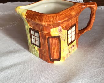 1950s Price Kensington Cottage Milk Jug