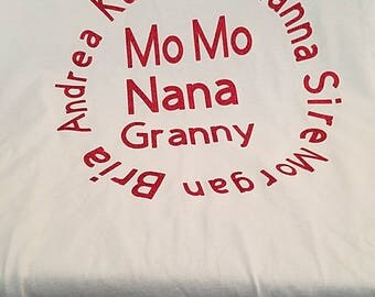 Grandparents Tees
