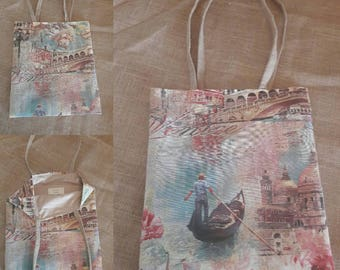 Handmade bespoke Tote Bags, mini bags also available