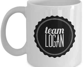 Team Logan Mug - Coffee Cup - Gilmore Girls Gifts
