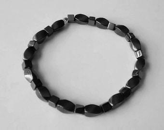 Hemitite elastic bracelet