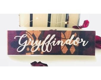 Gryffindor Bookmark