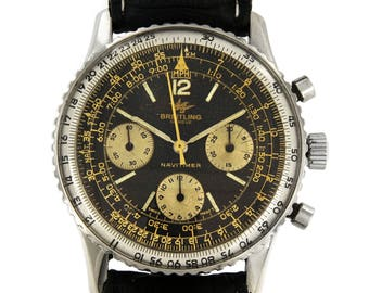 Breitling Navitimer Chronograph Vintage 806 RARE watch