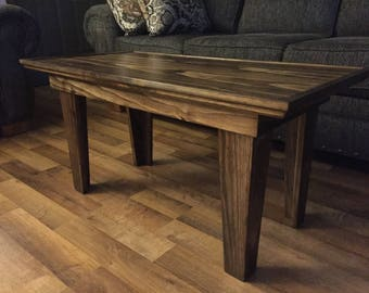 No. 1 Pine Coffee Table