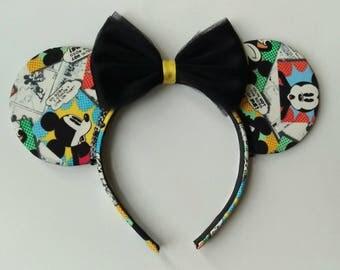 Character Mickey ears