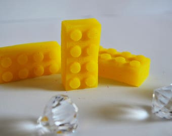 Lemon Scented Soy Wax Melts