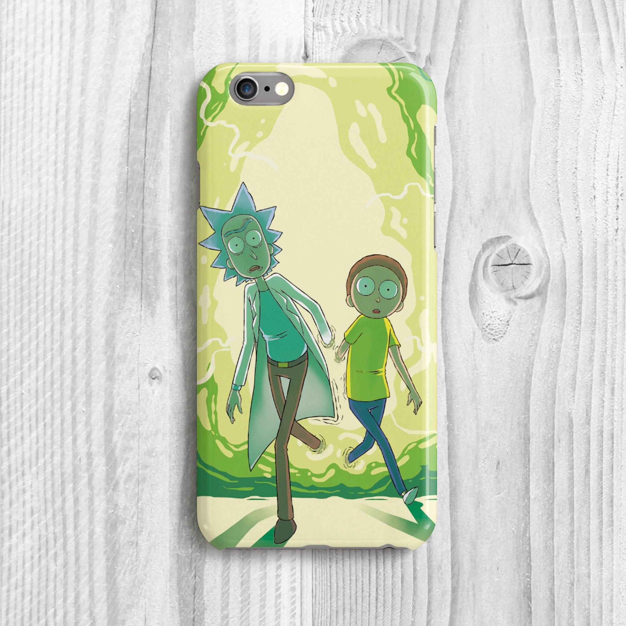 Phone Cases Custom Hardcase Midnight Dots Iphone 4 5 5c 6 Plus 7 Case Mr Meeseeks Rick Morty Samsung S6 S7 S8 Edge 5s