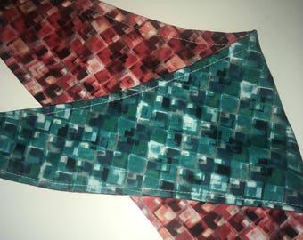 Kaleidoscope || reversible bandana