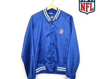 NFL Satin Vintage Bomber Jacket