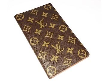 Authentic Vintage Louis Vuitton Monogram Passport/Card Holder