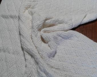 Handmade baby wool cover