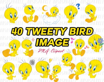 tweety bird clipart,clipart,looney tunes,png,image,graphics,cartoon character