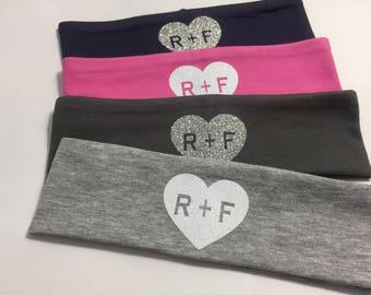 Set of four Rodan and Fields headbands