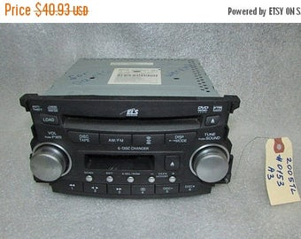 2004 acura tl tape deck not working on