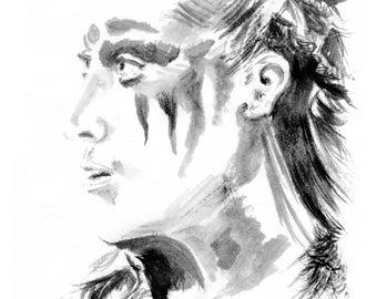 Lexa Heda Painting