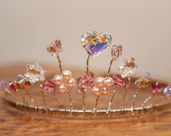 Pink Chiffon Princess