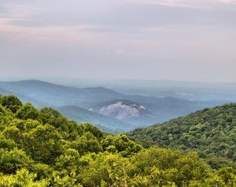 Blue Ridge Parkway...Stone Mountain