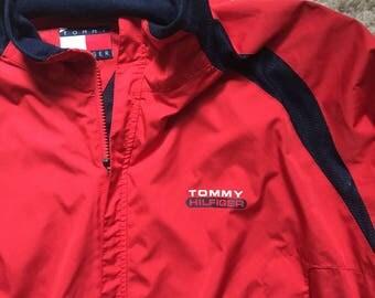 Early 2000's Vintage Tommy Hilfiger Windbreaker