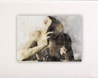 Dummy - Surrealism prints, surrealism posters, nursery decor, nursery wall art, wall decor, wall prints | Tropparoba 100% made Italy