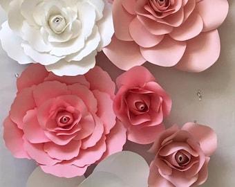Nursery Set, 9 lovely flowers for the perfect nursery