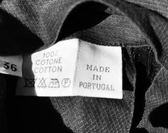 Italian Zegna Ermenegildo Zegna Made in Portugal pleated pants