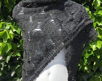 Scarf shawl shawl ' pineapple '