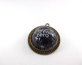 Bottle Cap pendant