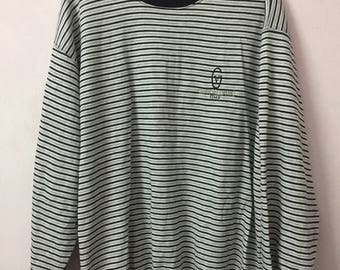 SALE ! Gianni Valentino small logo embroidery Size xl    (009)