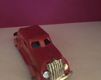 Marx Metal Toy Car 1930s