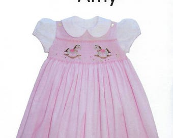 Children's Corner Sewing Pattern #13 / AMY / Size 5 - 8