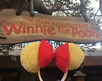 Classic Winnie the Pooh Ears